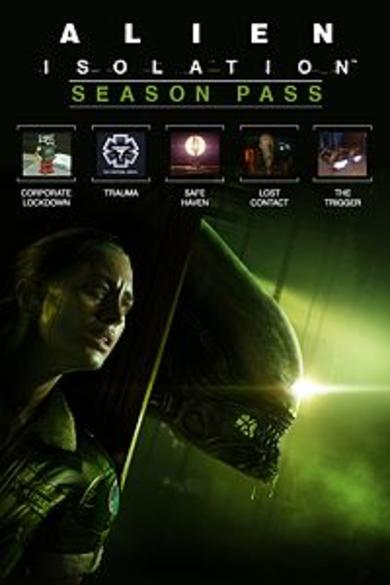 Alien: Isolation - Season Pass (DLC) Steam Key GLOBAL
