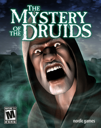 The Mystery of the Druids Steam Key GLOBAL