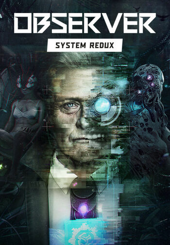 Observer: System Redux Steam Key GLOBAL
