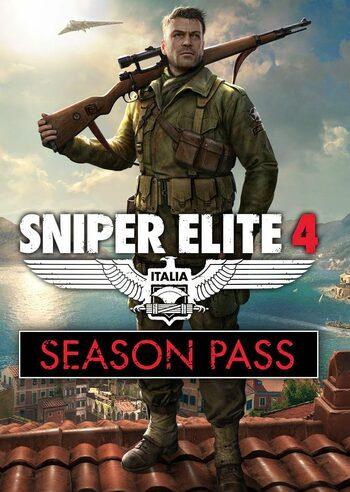 Sniper Elite 4 - Season Pass (DLC) Steam Key GLOBAL