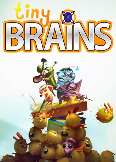 Tiny Brains Steam Key GLOBAL