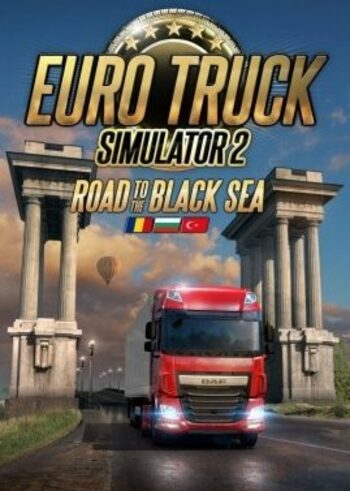 Euro Truck Simulator 2 - Road to the Black Sea (DLC) Steam Klucz GLOBAL