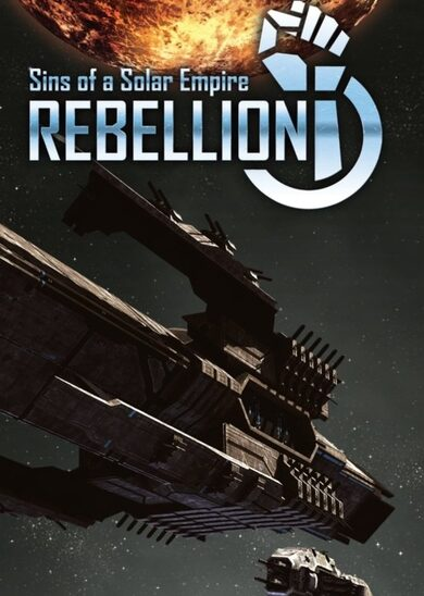 Sins of a Solar Empire: Rebellion Ultimate Edition Steam Key GLOBAL