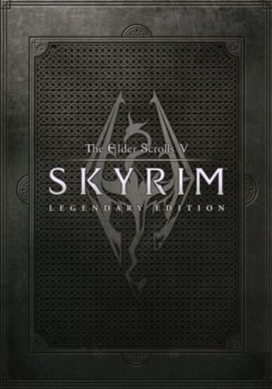 The Elder Scrolls V: Skyrim (Legendary Edition) Clave Steam GLOBAL