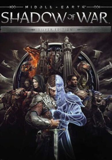 Middle-earth: Shadow of War - (Silver Edition) Steam Key ASIA / EMEA / NORTH AMERICA