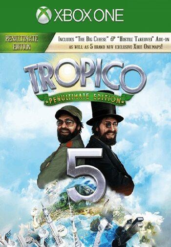 Tropico 5 - Penultimate Edition XBOX LIVE Key UNITED STATES