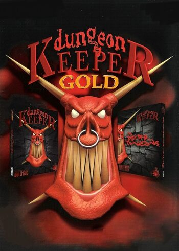 Dungeon Keeper Gold GOG.com Key GLOBAL