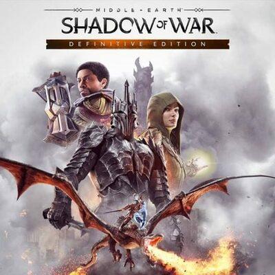 Middle-earth: Shadow of War (Definitive Edition) Steam Key  ASIA/EMEA/NORTH AMERICA