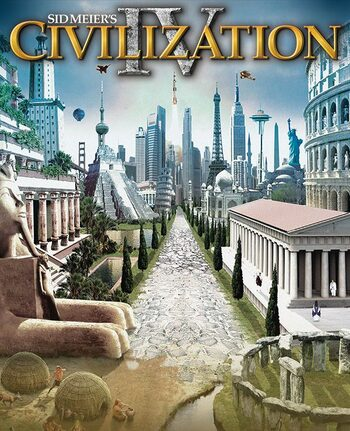 Sid Meier's Civilization IV Steam Key GLOBAL