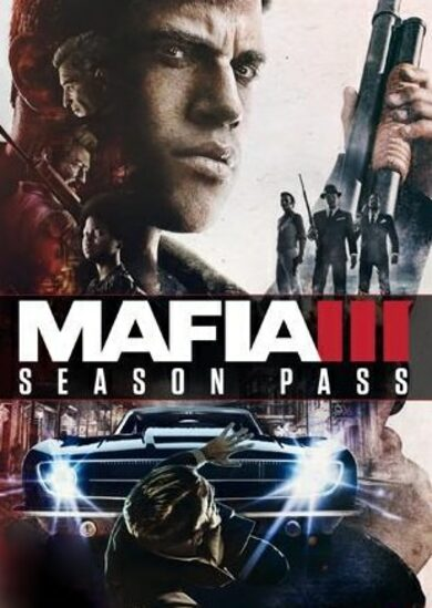 Mafia III - Season Pass (DLC) Steam Key EUROPE
