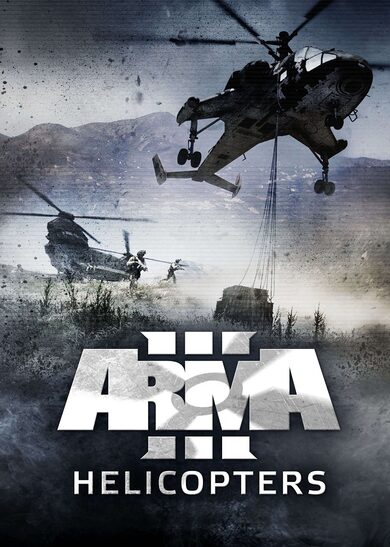 Arma 3 - Helicopters (DLC) Steam Key GLOBAL