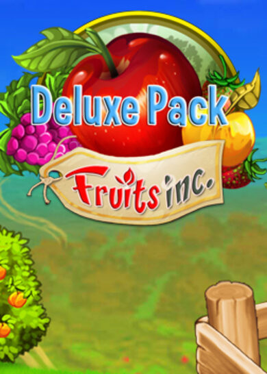 Fruits Inc. Deluxe Pack (PC) Steam Key GLOBAL