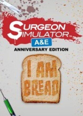 Surgeon Simulator AE + I Am Bread Steam Key GLOBAL