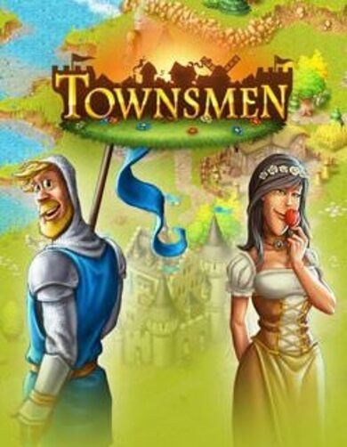 Townsmen Steam Key GLOBAL