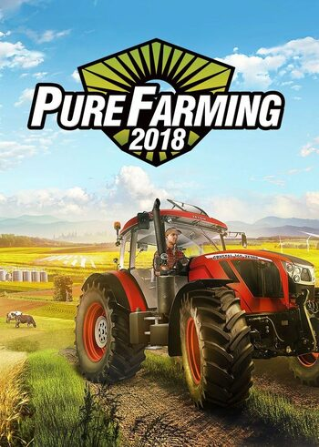 Pure Farming 2018 - Germany Map (DLC) Steam Key EUROPE