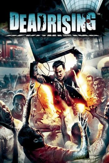 Dead Rising Steam Key GLOBAL