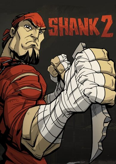 Shank 2 Steam Key GLOBAL