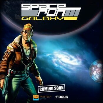 Space Run Galaxy Steam Key GLOBAL