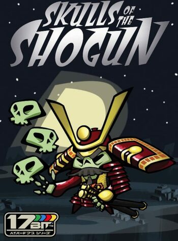 Skulls of the Shogun Steam Key GLOBAL