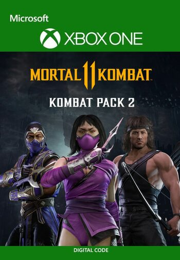 Mortal Kombat 11 - Kombat Pack 2 (DLC) XBOX LIVE Key UNITED STATES
