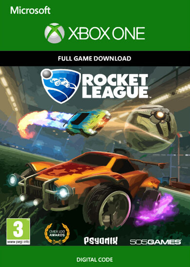 Rocket League (Xbox One) Xbox Live Clave GLOBAL