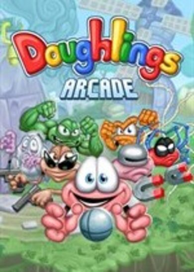 Doughlings: Arcade Steam Key GLOBAL