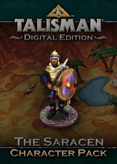 Talisman - Character Pack #15 - Saracen (DLC) Steam Key GLOBAL
