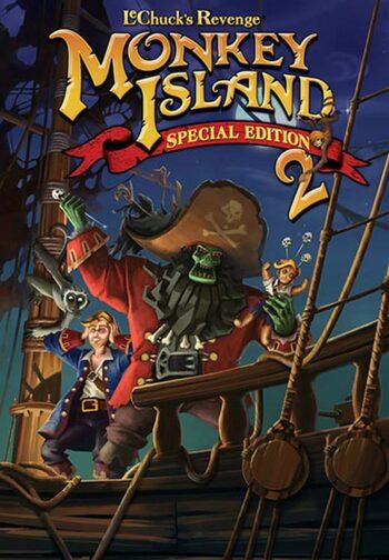 Monkey Island 2 Special Edition: LeChuck's Revenge Steam Key EUROPE