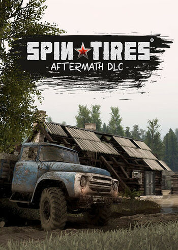 Spintires - Aftermath (DLC) Steam Key GLOBAL