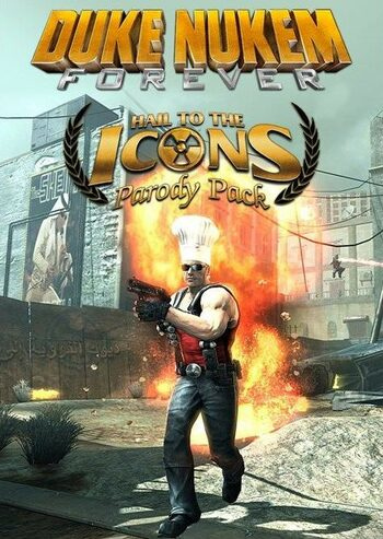 Duke Nukem Forever - Hail to the Icons Parody Pack (DLC) Steam Key GLOBAL