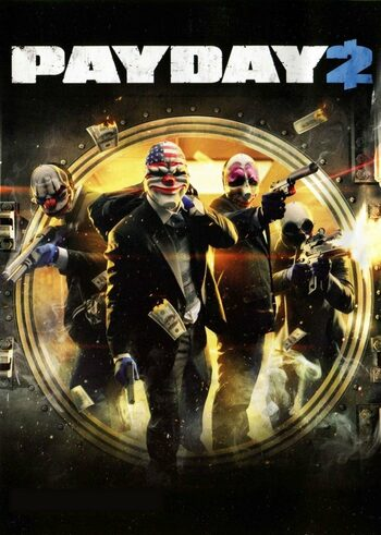 PAYDAY 2 - The King of Jesters Mask (PAYDAYCON2015) (DLC) Steam Key GLOBAL