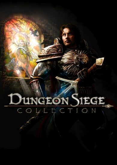 Dungeon Siege Collection GOG.com Key GLOBAL фото