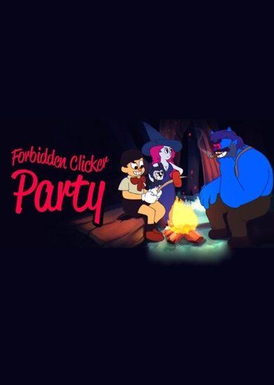 Forbidden Clicker Party Steam Key GLOBAL