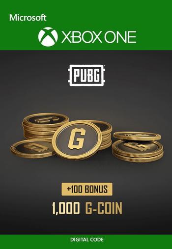 PUBG - 1100 G-Coin XBOX LIVE Key GLOBAL