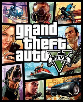 Grand Theft Auto V Rockstar Games Launcher Key GLOBAL