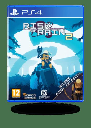 Risk of Rain 1+2 PlayStation 4