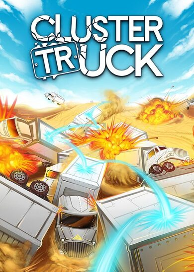 ClusterTruck Steam Key GLOBAL
