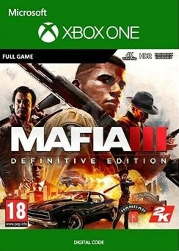 Mafia III Definitive Edition (Xbox One) Xbox Live Key GLOBAL