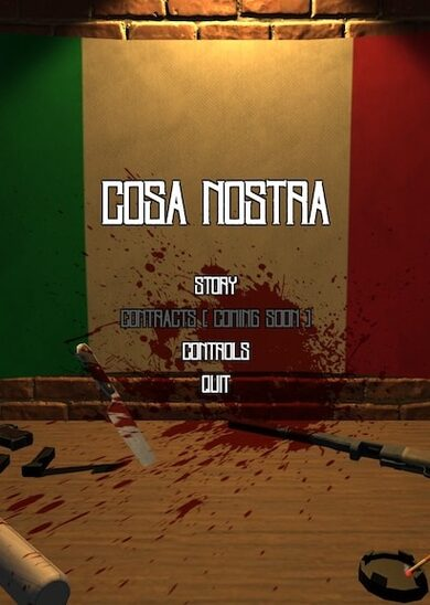 Cosa Nostra Steam Key GLOBAL