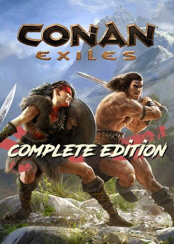 Conan Exiles (Complete Edition) Steam Key GLOBAL