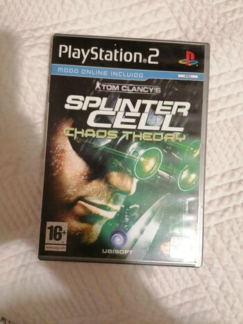 Tom Clancy's Splinter Cell Chaos Theory PlayStation 2