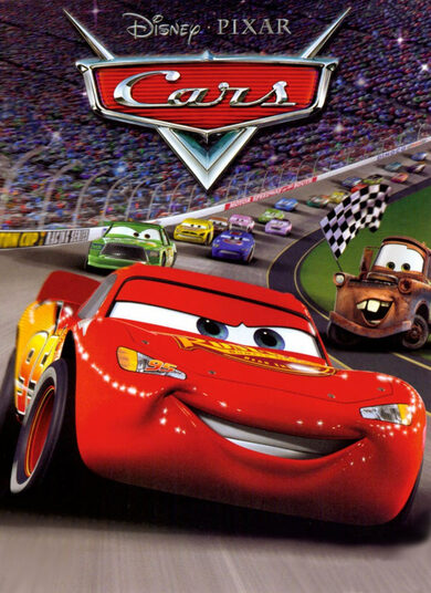 Disney Pixar Cars Steam Key EUROPE