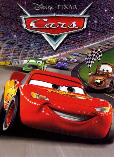 Disney Pixar Cars Steam Key EUROPE фото