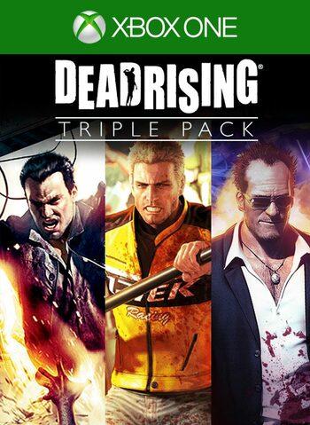 Dead Rising Triple Bundle Pack XBOX LIVE Key UNITED STATES