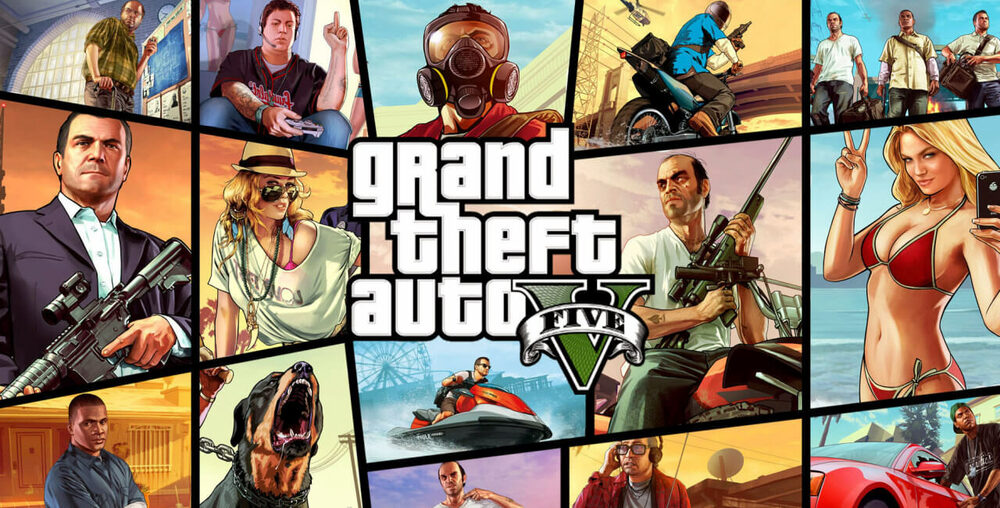 Grand Theft Auto V Rockstar Social Club Key GLOBAL