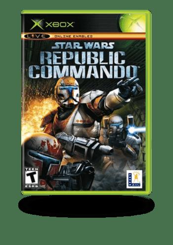 Star Wars: Republic Commando Xbox