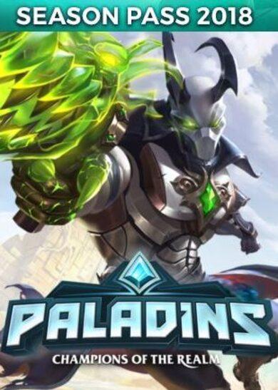 Paladins - Season Pass 2018 (DLC) Official Website Key GLOBAL
