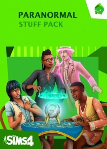 The Sims 4 Paranormal Stuff Pack (DLC) Origin Key GLOBAL