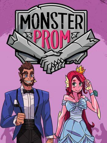 Monster Prom Steam Key GLOBAL