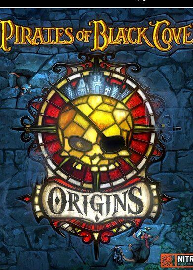 Pirates of Black Cove + Origins (DLC) Steam Key GLOBAL
